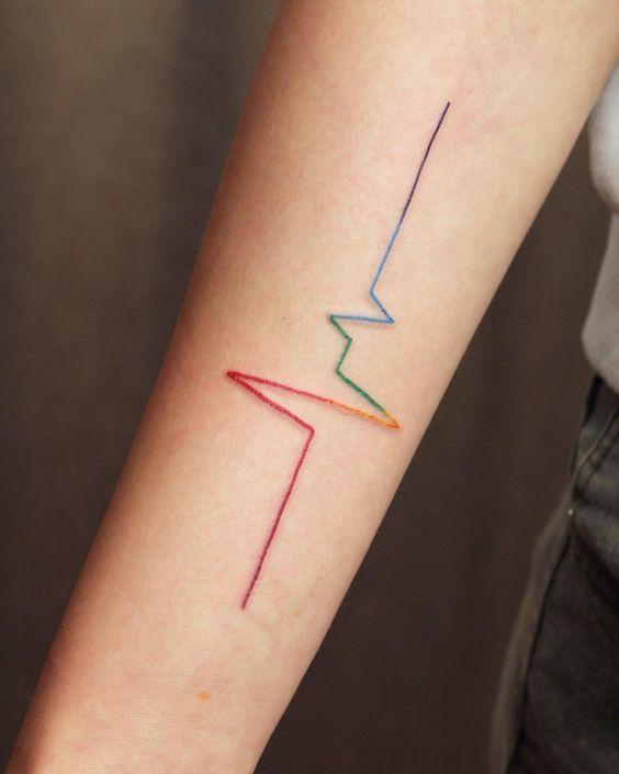 Lgbt Tattoos 30 Most Beautiful Pride Tattoo Ideas
