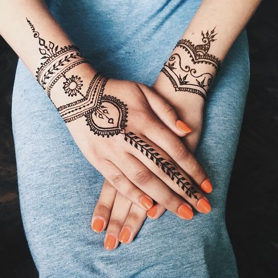 Simple Tattoo Images For Hand