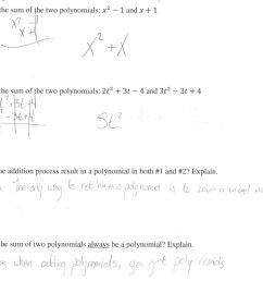 Multiply Polynomials Worksheet   Printable Worksheets and Activities for  Teachers [ 1777 x 2161 Pixel ]