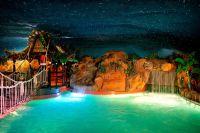Subtropisch zwembad Preston Palace in Almelo, Twente