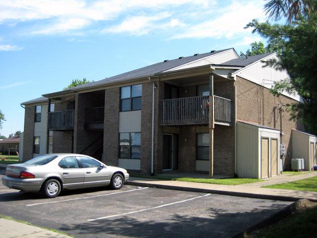 Dawson Drive Apartments in Shepherdsville KY  Suburban Construction