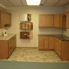 Kitchen Displays Lowes Cabinet Refacing Bathroom Remodeling Home Improvement At Suburban Building Center In St Marys Pa 15857 Display