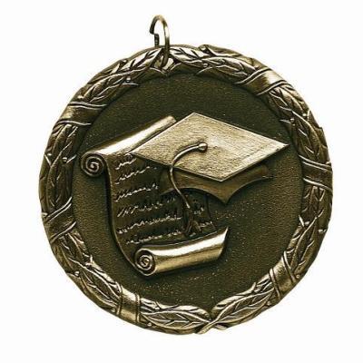 "2"" Graduate Medal"