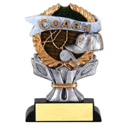Coach Trophies
