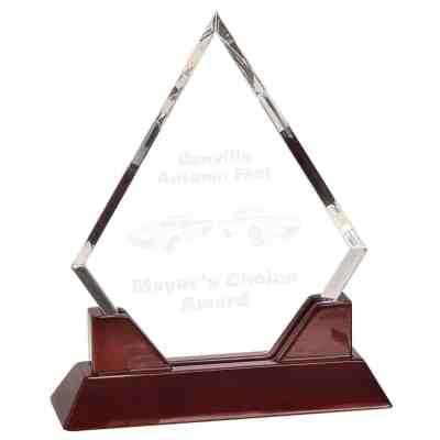 Diamond Prestige Acrylic Award PTA43
