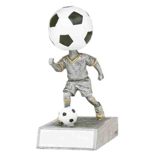 Soccer Bobblehead Trophy