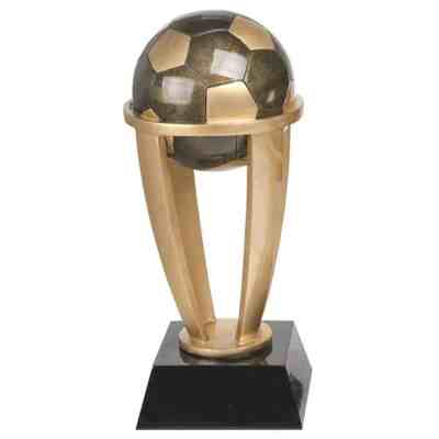 Soccer Tower Resin Trophy