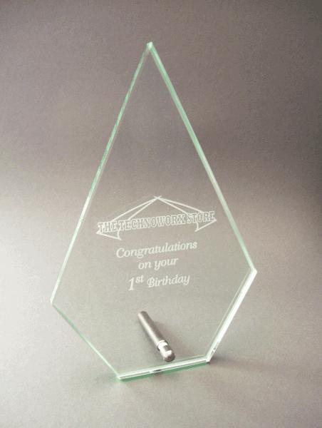 Arrowhead Glass Award