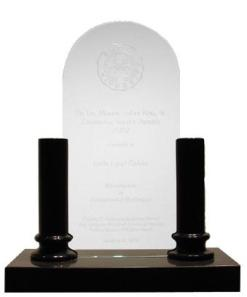 Black Marble Pillar Award