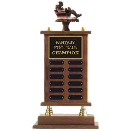 fantasy football perpetual trophy