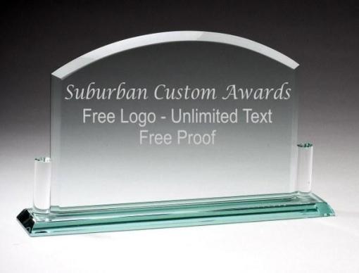 Jade Billboard Glass Award