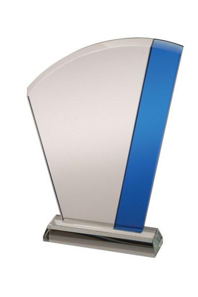 Ocean Wave Glass Award