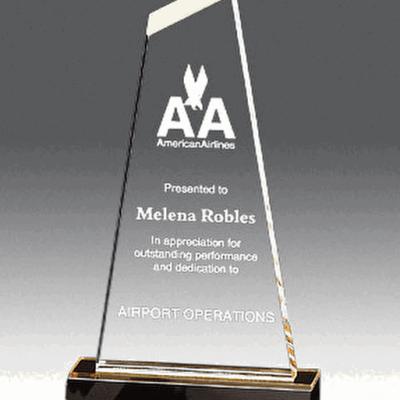 Optima Acrylic Award