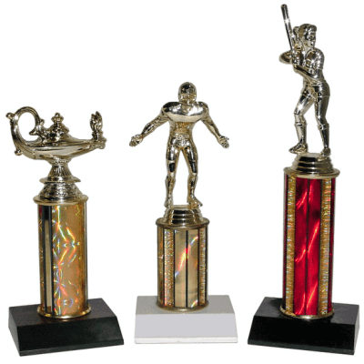 Single Column Trophy