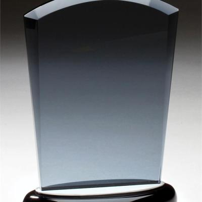 Smoked Glass Tablet Award