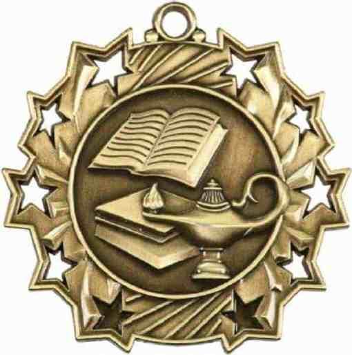 Ten Star Academic Medal