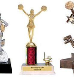 Cheer Trophies