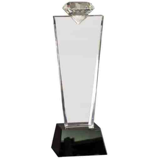 Crystal Diamond Trophy
