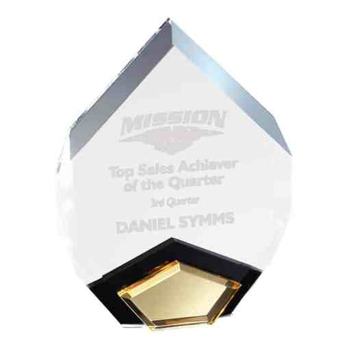 marquis award in gold