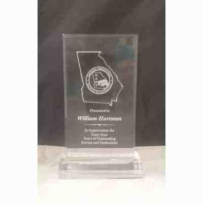 GA Cutout Award