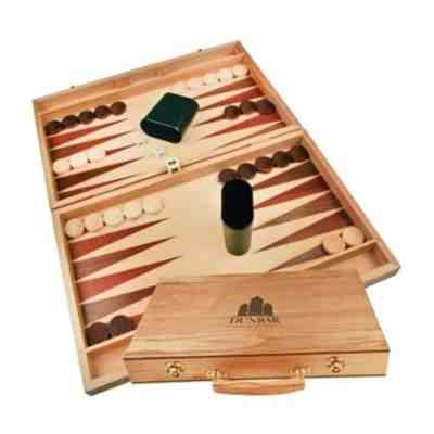 Personalized Backgammon Set