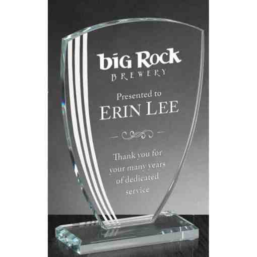 Contour Arch Glass Award