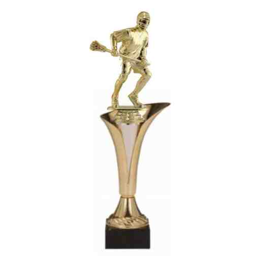 Gold and Silver Lily Trophy