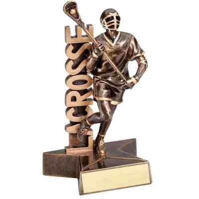 Women's Superstar Lacrosse Trophy