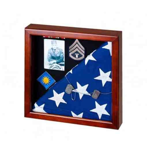 Square Flag Case