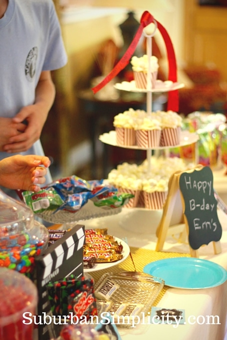 Movie-themed-birthday-party