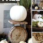 Easy Fall Vignettes
