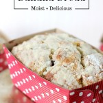 The best banana bread recipe. Moist and delicious.