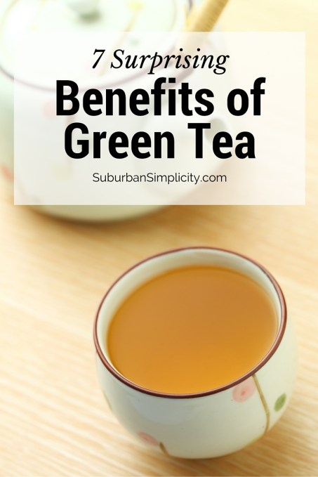 Tea is one of the most popular drinks in the world. Here are 7 Surprising Benefits of drinking Green Tea. #5 really surprised me.