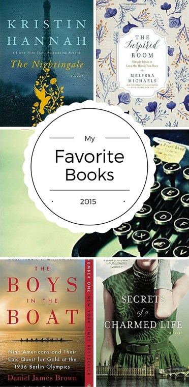 Looking for recommendations for good books to read? Here are my favorite books from 2015 that were worth the time.