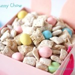 Bunny Chow with Chex Mix (Puppy Chow)