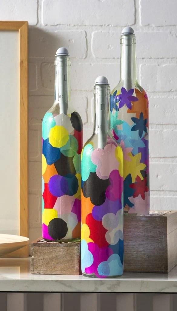 Wine-bottle-crafts-lanterns-2-e1462066674868