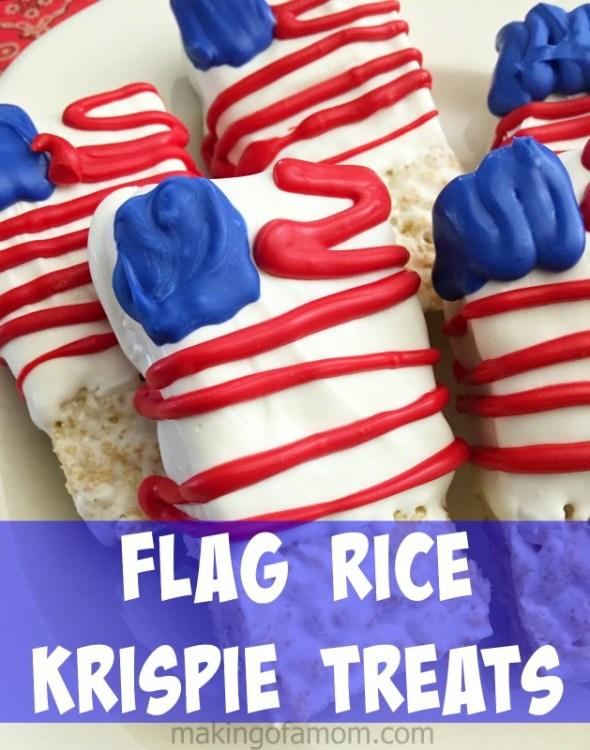 Flag-Rice-Krispie-Treats