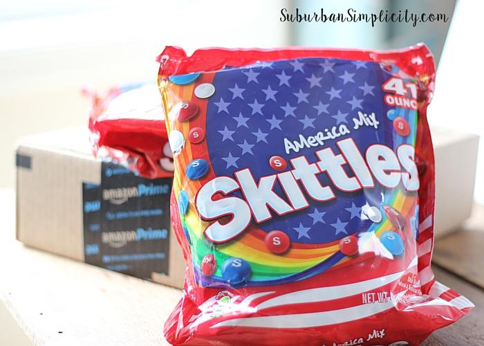 Skittles Fudge packaging