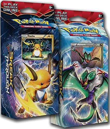 Gift Ideas for the Pokemon Lover Theme decks