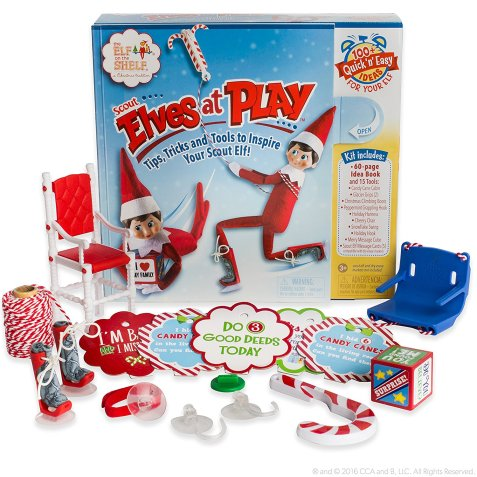 Elf on the Shelf Play Set