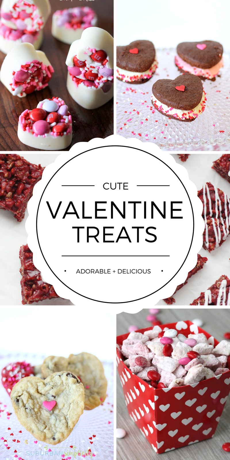 Share The Love With Cute Homemade Valentineu0027s Day Treat Ideas For Your  Family And Friends.
