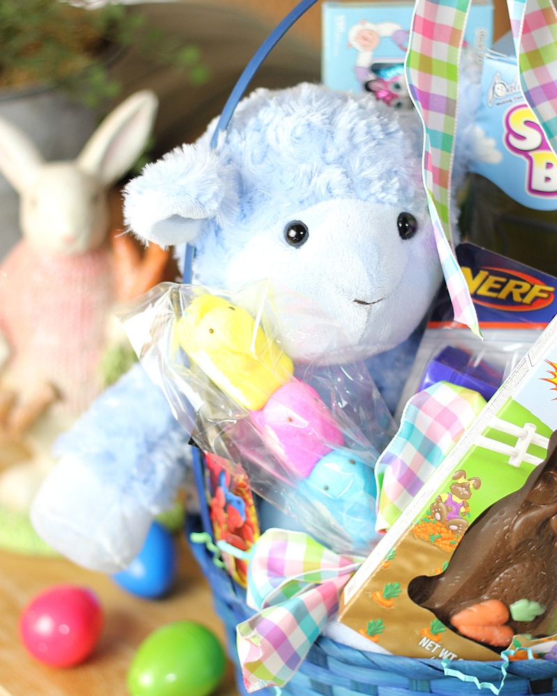 Easter Basket ideas to help you Create the Ultimate Easter Basket Kids Love! | Easter DIY
