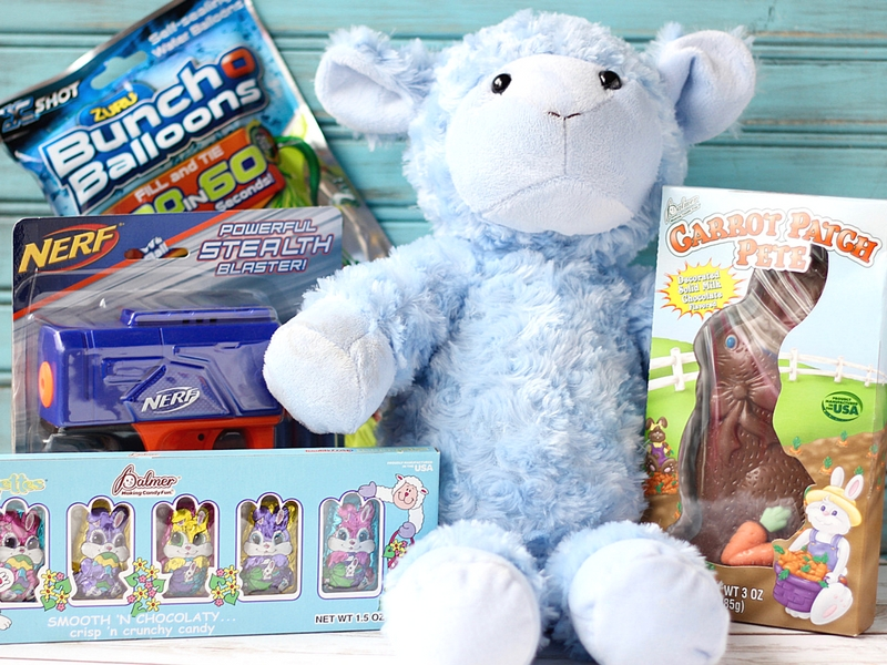 Easter Basket ideas to help you Create the Ultimate Easter Basket Kids Love! | Easter DIY