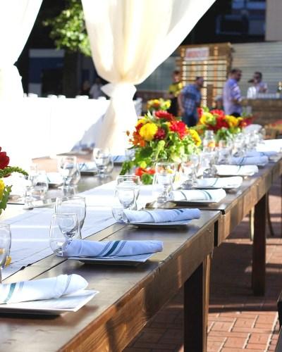 Dinner with LA VICTORIA® Brand