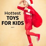 It's holiday shopping time! Check out the hottest toys for kids 2017! This gift guide for kids has all the toys they want to see under the tree this year! #kidsgiftideas