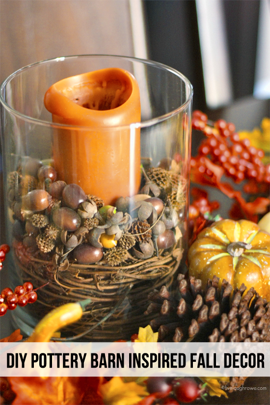 Easy Thanksgiving Table Decorations DIY Thanksgiving Table Decor