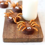 Brownie Spiders That are Spooky Good