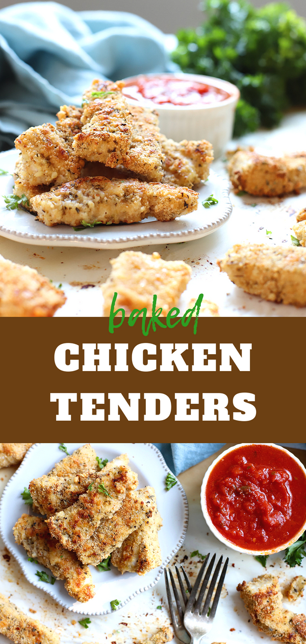 This Easy Chicken Tenders Recipe fromFoster Farms DORI™ is a super simple 30-minute weeknight meal. A family-friendly chicken recipe that's crispy and delicious! #suburbansimplicity #chickenrecipes