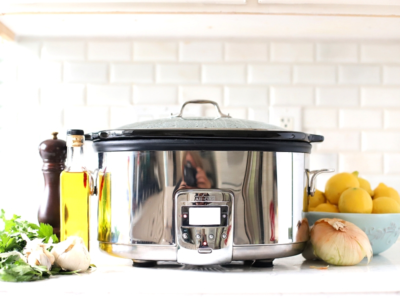 Cooking in your crock pot