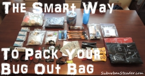 Pack Your Bug Out Bag The Smart Way